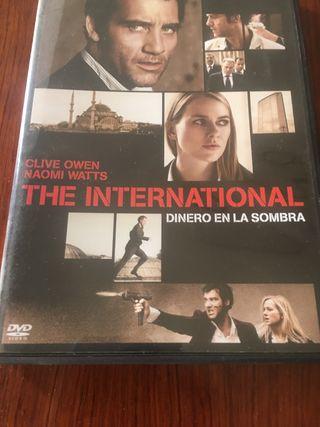 PELICULA DVD DINERO EN LA SOMBRA