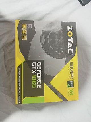 grafica gtx 1060