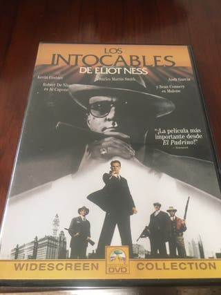 PELICULA DVD LOS INTOCABLES