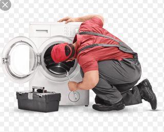 reparación de lavadoras y secadorad y electrodomés