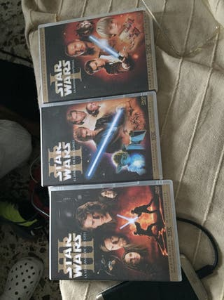Trilogia star wars el comienzo