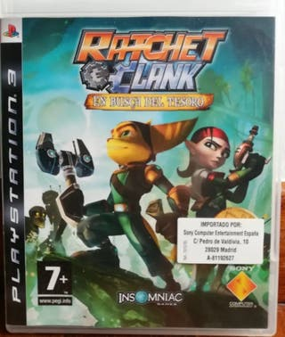 Ratchet & Clank PS3
