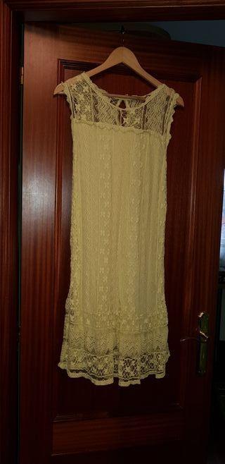 Vestido de encaje Heve