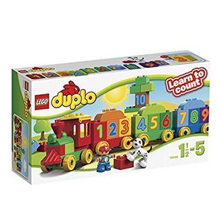 Lego DUPLO 10558 - Tren de los numeros