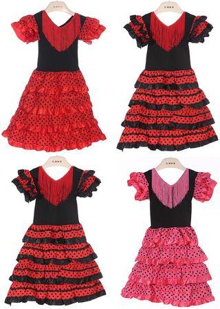d00d7fff9 Zapatos flamenco para niña de segunda mano en Sabadell en WALLAPOP