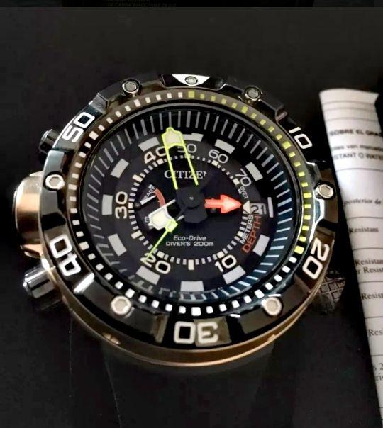 e6e0cdf842c7 Reloj Citizen Promaster Aqualand Edición Limitada de segunda mano ...