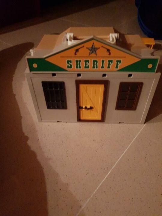 Maletín cárcel de Playmobil