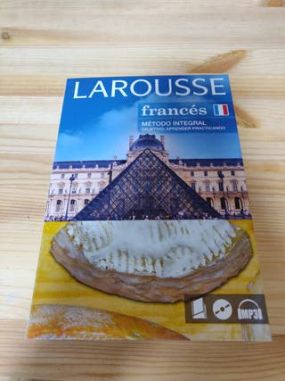 Larousse Frances. Metodo integral