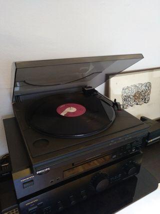 Tocadiscos vinilo Philips