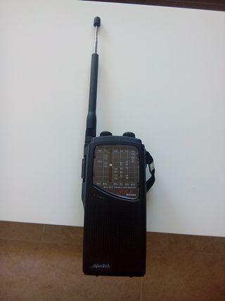 RADIO RECEPTOR MULTIBANDA