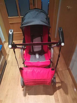 Carro de niñ@ Trío Sprint Chicco 0m+