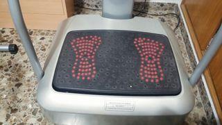 Máquina fitness plataforma vibratoria