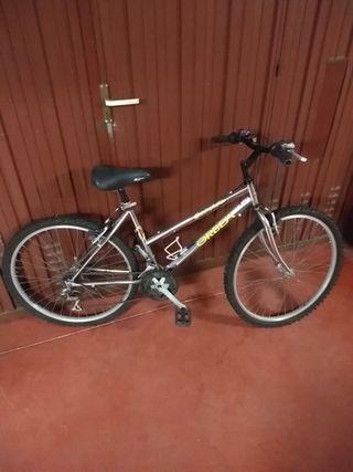 Bicicleta Orbea revisada