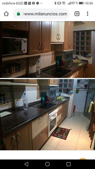 Mueble de cocina de segunda mano en la provincia de Santa Cruz de ...
