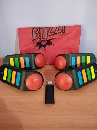 mandos BUZZ PS3