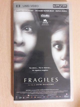 Película UMD Frágiles