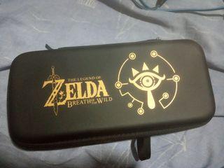 Funda de Zelda para Nintendo Switch
