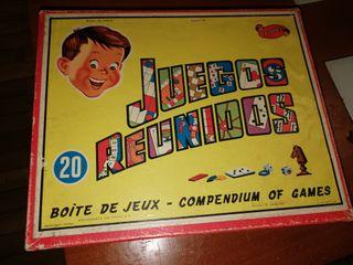 20 juegos reunidos 1964