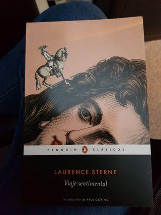 Viaje sentimental -Laurence Sterne