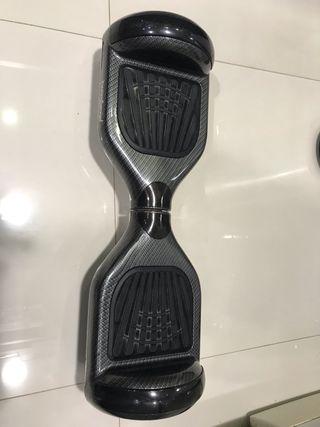 Hoverboard iwatboard i6 carbón negro
