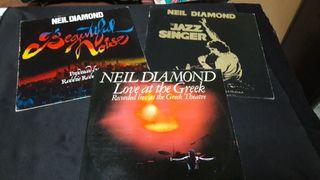 Neil diamond lote vinilos