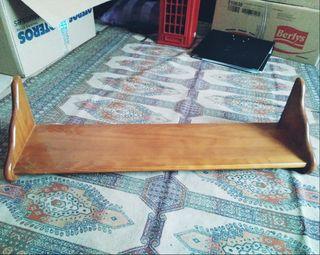 Balda de madera