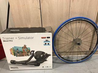Rodillo bkkol pro +++rueda y cubierta especial