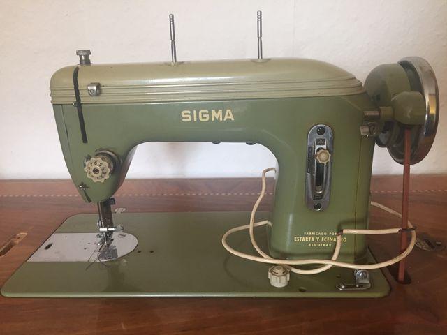 Maquina de coser SIGMA de segunda mano por 120 € en