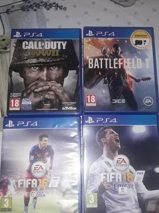 juegos play 4