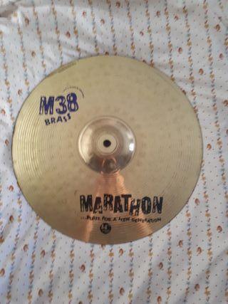 Cymables Charleston Meinl MARATHON M38 Brass