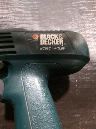 TALADRO BLACK&DECKER