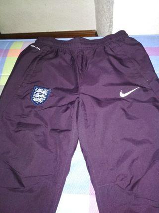 descuento mejor valorado estilo de moda bonita y colorida Chándal Nike Selección Inglesa de fútbol de segunda mano por