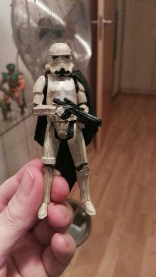 Stormtrooper Mimban Star Wars