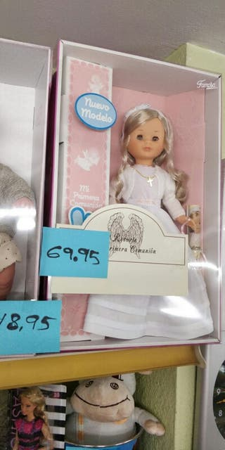 muñecas de coleccion y Nancy