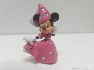Minnie mouse figura goma PVC Disney