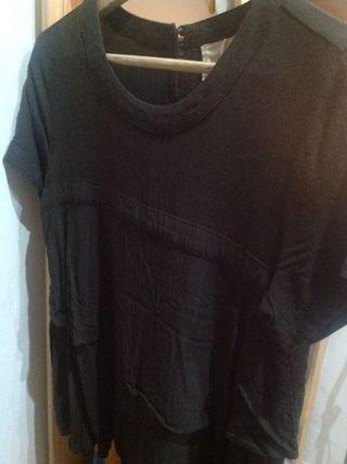 Blusa gris Renatta&Go talla S/M