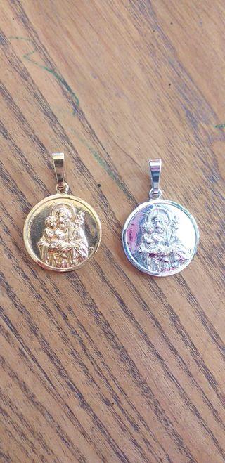 Medallas San José fallero NUEVAS