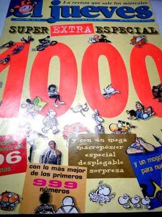 El Jueves, Super Extra Especial N° 1000.