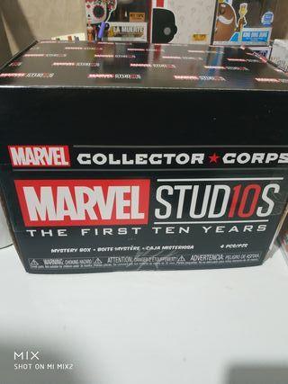 marvel collector corps ten years