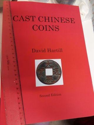 Libro Catálogo Cash Moneda China
