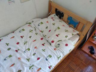 Cama Ikea De Segunda Mano En La Provincia De Guipuzcoa En Wallapop
