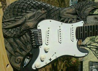 Guitarras talladas