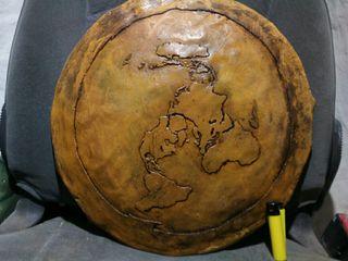 Mapa Tierra Plana
