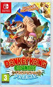 Donkey Kong de Nintendo Switch