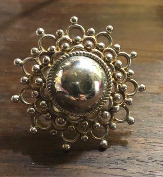 Sortija anillo Yanes talla 15-16