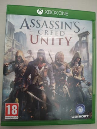 Juego Assassin's Creed Unity