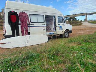 daf 400 camper