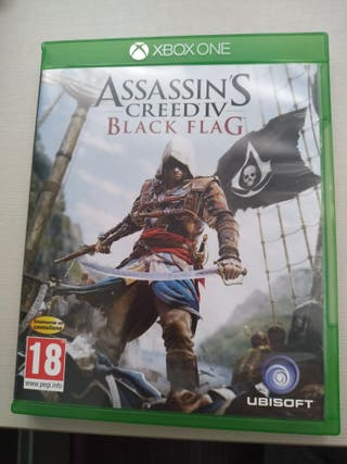Juego Assassin's Creed Black Flag
