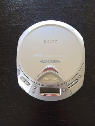Walkman CD - MP3