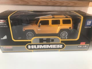 Hummer 1:20 full function radio control/27 MHZ